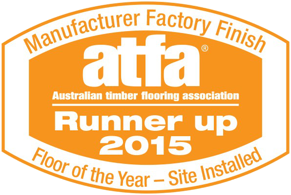 AFTA Runner Up Logo