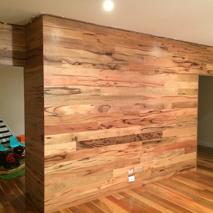 Timber Feature Walls